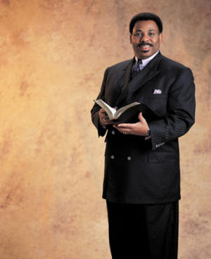 Tony Evans - God Is Up to Something Great