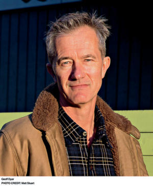 Geoff Dyer - Yoga for People Who Can't Be Bothered to Do It