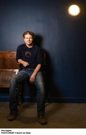 Dave Eggers - Created in Darkness by Troubled Americans