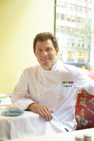 Bobby Flay - Michael Symon's Live to Cook