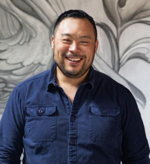 David Chang - Momofuku Milk Bar