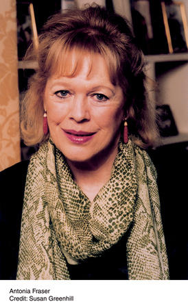 Antonia Fraser - Faith and Treason