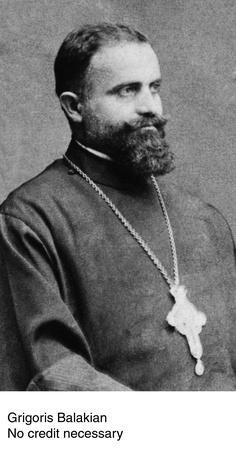 Grigoris Balakian - Armenian Golgotha