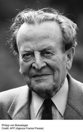 Philip Freiherr Von Boeselager - Valkyrie