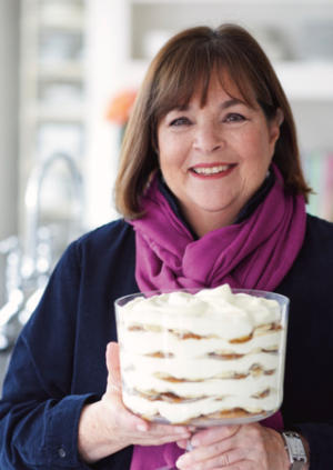 Ina Garten - The Barefoot Contessa Cookbook