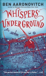 50 Page Fridays: Ben Aaronovich