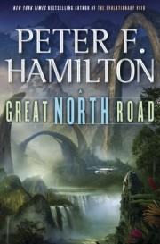 50 Page Fridays: Peter F. Hamilton