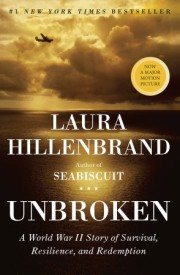 Celebrate the 4th of July with UNBROKEN by Laura Hillenbrand