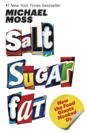 Enter to win an advance copy of SALT SUGAR FAT by Michael Moss