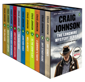 The Longmire Mystery Series Boxed Set Volumes 1-11