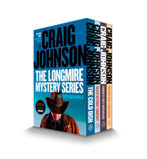 The Walt Longmire Mystery Series Boxed Set Volumes 1-4