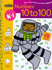 Numbers 10 to 100 (Grades K - 1) Cover