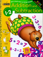 Addition and Subtraction (Grades 1 - 2) Cover