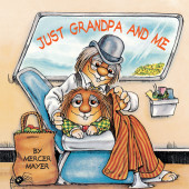 Just Grandpa and Me (Little Critter) Cover