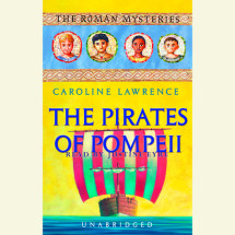 The Pirates of Pompeii Cover