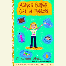 Agnes Parker... Girl in Progress Cover