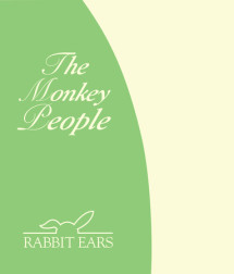 The Monkey People Cover