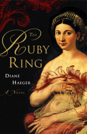 The Ruby Ring Cover