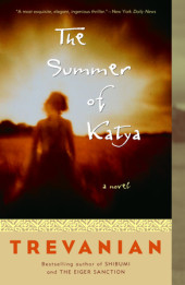 The Summer of Katya Cover