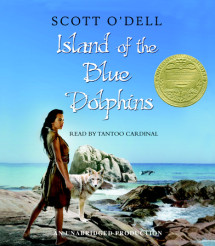 Island of the Blue Dolphins Cover