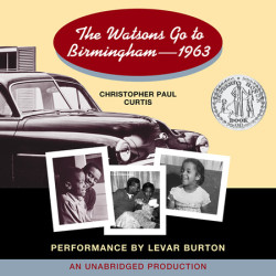 The Watsons Go to Birmingham cover