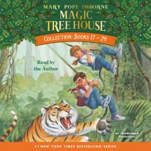 Magic Tree House CD Edition Books 17-24 Cover