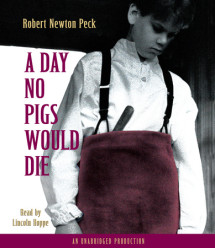 A Day No Pigs Would Die Cover