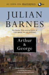 Arthur & George Cover