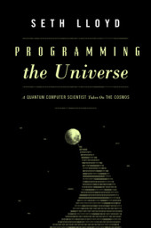 Programming the Universe Cover
