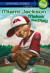Miami Jackson Makes the Play Cover