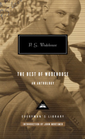 The Best of Wodehouse Cover