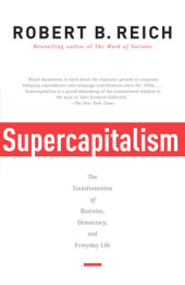 Supercapitalism Cover