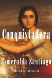 Conquistadora Book Cover