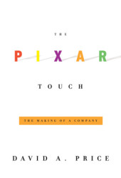 The Pixar Touch Cover