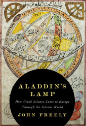 Aladdin's Lamp Cover