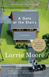 A Gate at the Stairs Cover