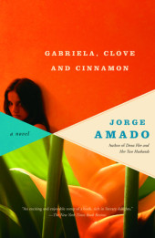 Gabriela, Clove and Cinnamon Cover