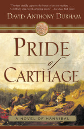 Pride of Carthage Cover