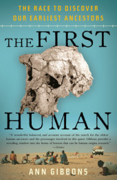 The First Human Cover