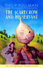 The Scarecrow and His Servant Cover