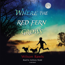 Where the Red Fern Grows Cover