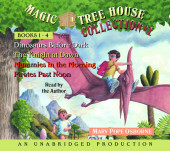 Magic Tree House Collection Volume 1: Books 1-4 Cover
