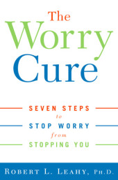 The Worry Cure Cover