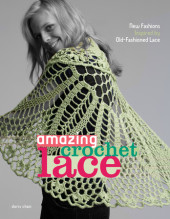 Amazing Crochet Lace Cover