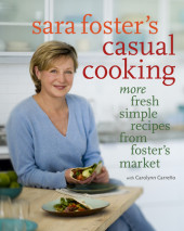 Sara Foster's Casual Cooking Cover