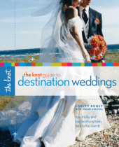 The Knot Guide to Destination Weddings Cover