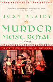 Murder Most Royal Cover