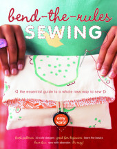Bend-the-Rules Sewing Cover