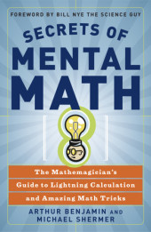 Secrets of Mental Math Cover