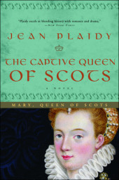 The Captive Queen of Scots Cover